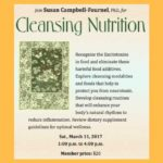 Workshop: Cleansing Nutrition