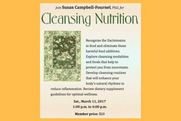 Workshop: Cleansing Nutrition