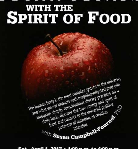 Connecting with the Spirit of Food