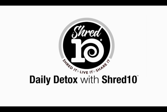 Lifestyle Management- Daily Detox with Shred10