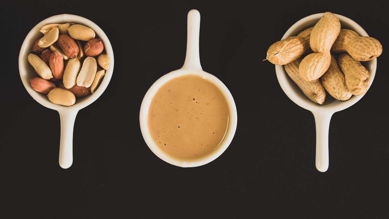 Peanut-Butter-Granola