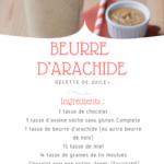 Shake beurre d'arachide | Juice Plus +