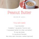 Peanut Butter Shake | Juice Plus +