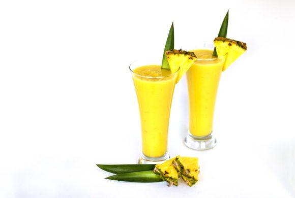 Banana Pineapple Smoothie | Juice Plus +