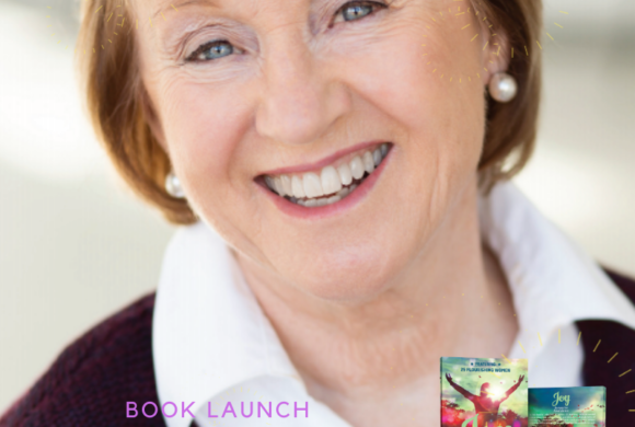 Susan Campbell-Fournel Shares her Journey to Joy in her Book Joy – Recipes for Abundance